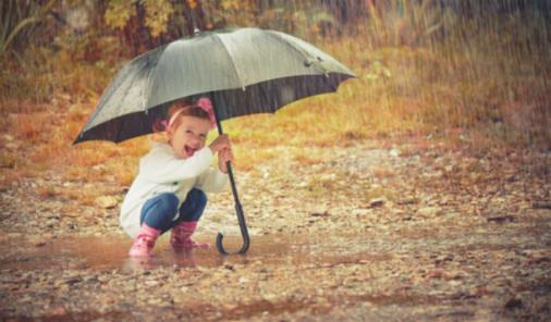 Rainy Day Boredom Busters for Kids