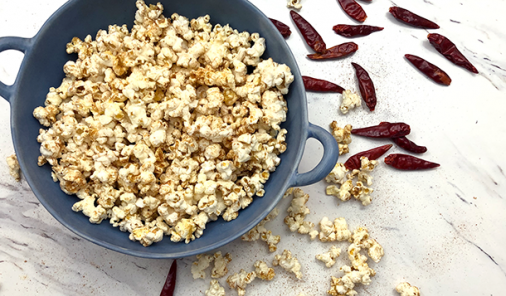 Spiced Southwest Popcorn