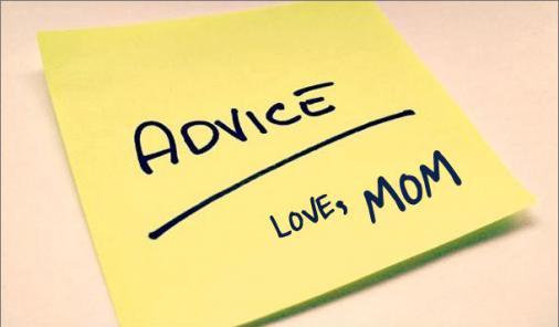 mom advice