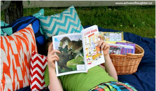How To Keep Kids Reading All Summer Long