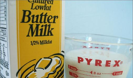 what is buttermilk
