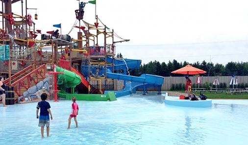 Calypso Theme WaterPark: Break Free and Get Into the Water!