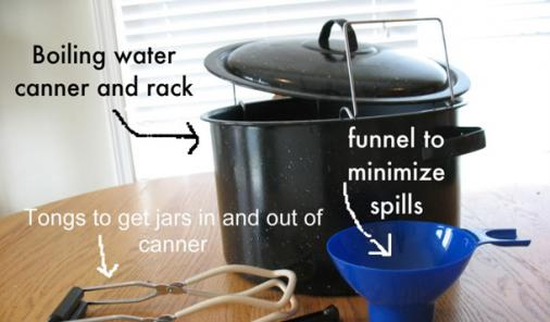 Canning Essentials 101