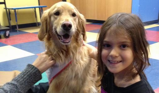 Can A Dog Help A Child Learn To Read?
