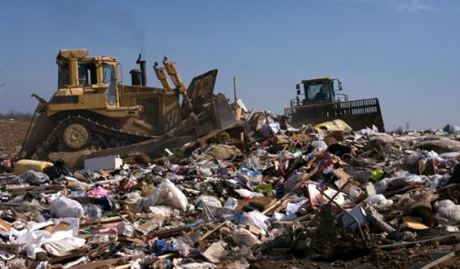 Earth Day Activity: Take Your Kids to the Dump