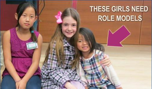Girls Need Role Models