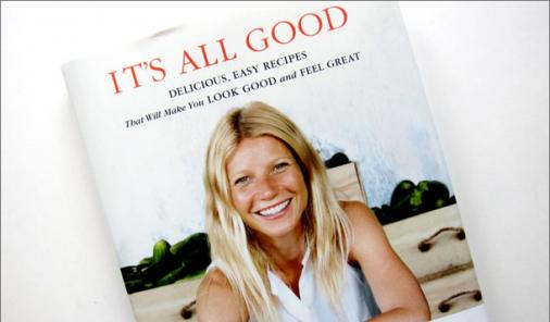 Gweneth Paltrow book