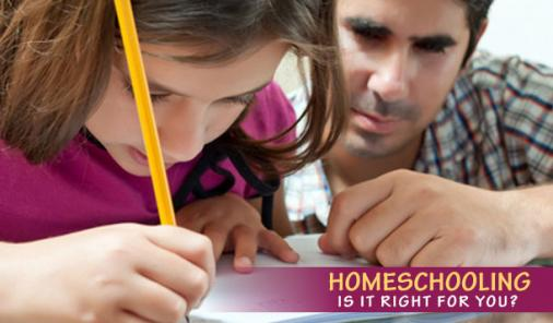 is homeschooling right for you