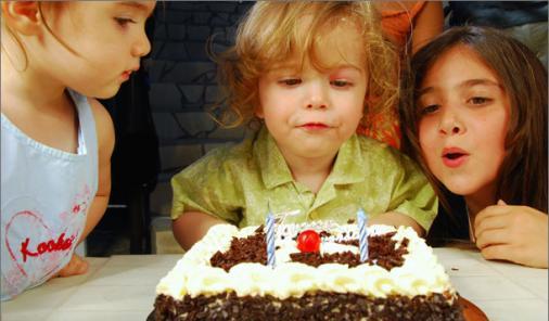 Birthday Parties: The Basics