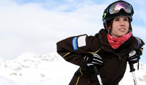 How Olympic Skier, Jennifer Heil, Uses Digital Health as an Athlete & Mom
