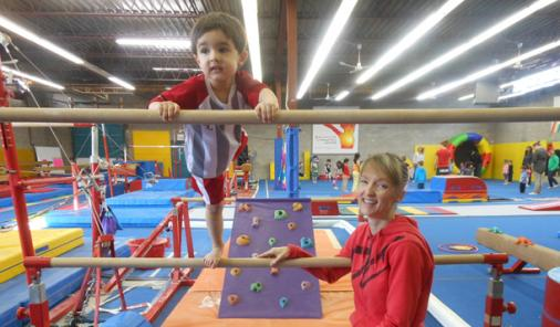 How Kids Can Benefit From Gymnastics