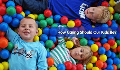 kids caring