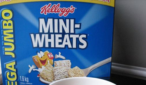 Kellogg's Mini Wheats Recall 2012