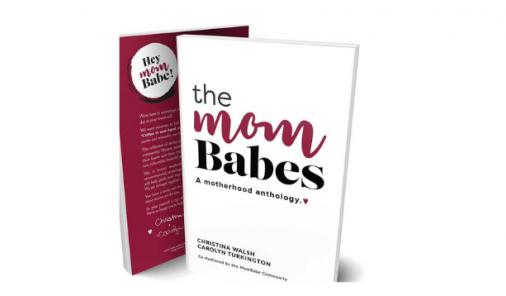 Book: Mom Babes A Motherhood Anthology
