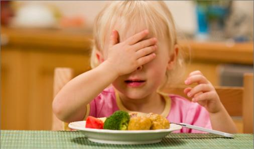 When Your Child Will Not Eat