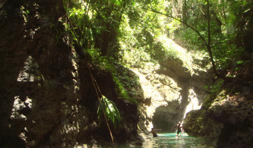 Somerset Falls Jamaica