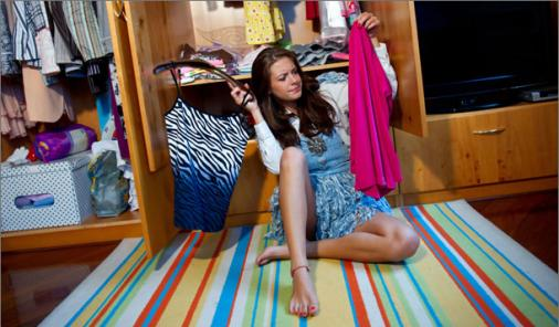Getting Your Closets Ready for spring 2012