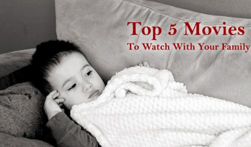 Top 5 Family-Friendly Movies to Curl Up on the Couch With