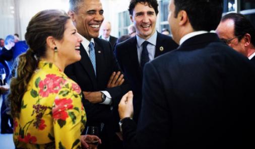 Sophie Gregoire Trudeau Style Watch | YummyMummyClub.ca