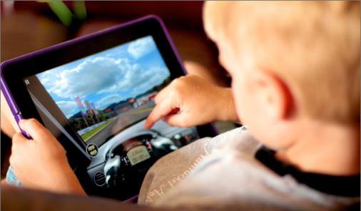 Are Your Kids Spending Too Much Time On Tech?