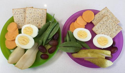 These healthy finger food meals will not only be your kid's favourite lunches... but yours, too! | Nutrition | YMCFood | YummyMummyClub.ca