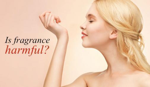 is fragrance harmful