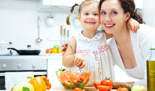 5 Steps To A Balanced Family Meal For Kids With Allergies