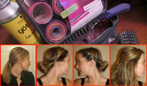 Easy Holiday Hair: From Office Parties to Elegant Soirees