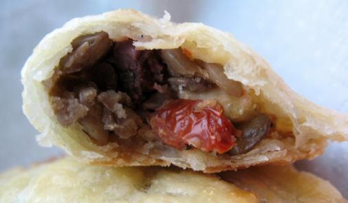 Feta and Sundried Tomato Hand Pies Recipe