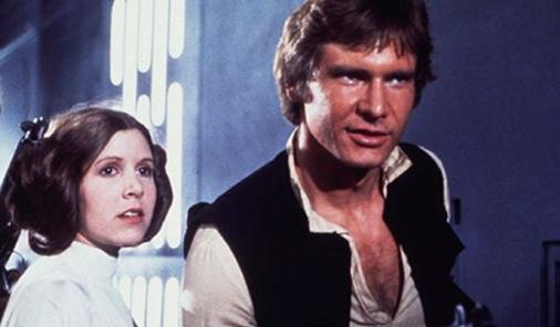 Dad Dresses Up As Princess Leia For Halloween