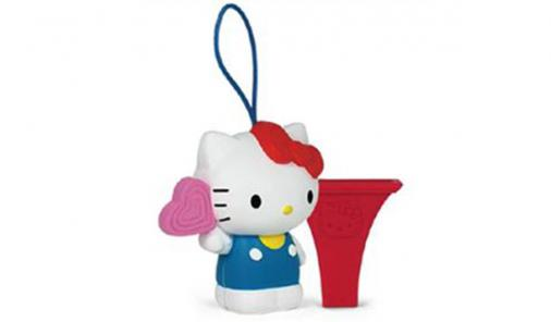 Hello Kitty McDonalds Recall