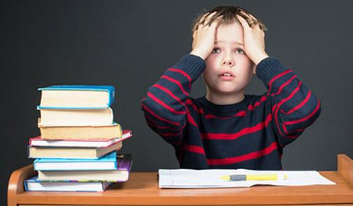tips to handle homework stress
