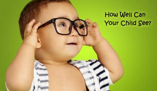 How Vision Problems Can Affect Your Child's Abilities