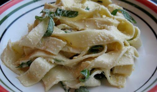 Last Minute Pasta Recipe