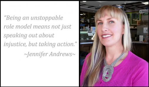 Jennifer Andrews: An Unstoppable Mom
