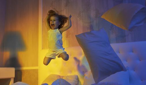 Helping a wound up child fall asleep | YummyMummyClub.ca
