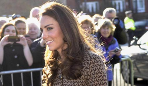 Squee: Kate's In Labour!