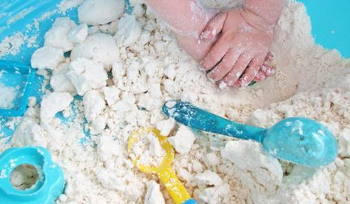 Kitchen Dough Art