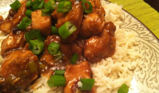 DIY Kung Pao Chicken Recipe