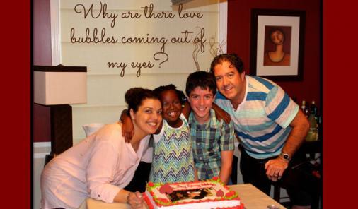 Adoption Family Day