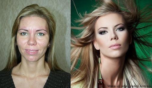 makeup enhancement