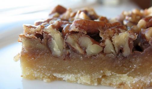 Maple Pecan Bar Recipe