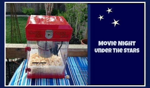 How To Host A Backyard Movie Birthday Party In 6 Easy Steps