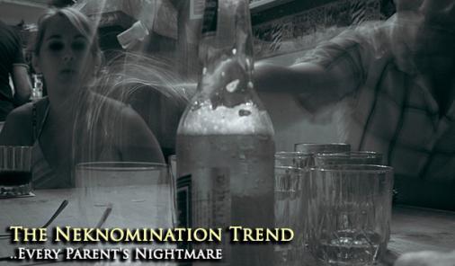 neknomination trend