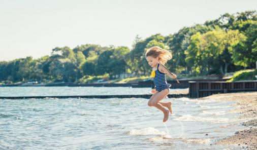 14 Kid-Friendly Beaches In Ontario You May Not Know About | YMCTravel | YummyMummyClub.ca