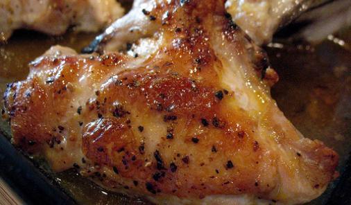Quick Chicken A L'Orange Recipe