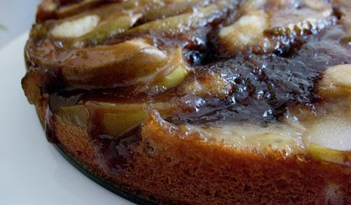 Apple Pudding Cake Recipe