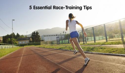 race training trips