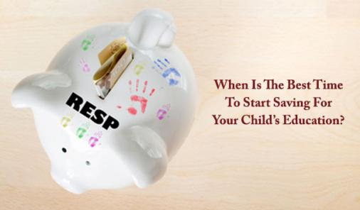 When Is The Best Time To Start Saving For Your Child's Education?