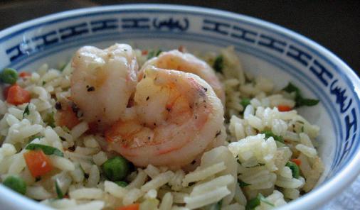 Baked Rice Recipe